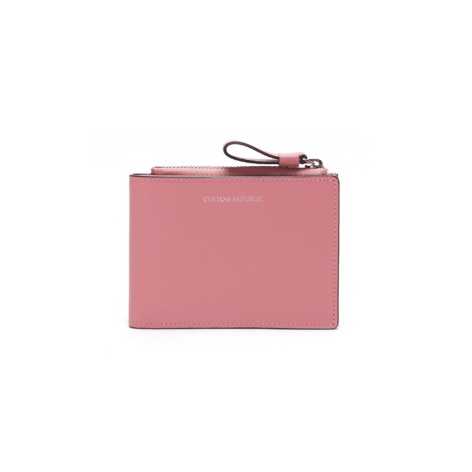 MINI WALLET WENDY V2  SUGAR CORAL