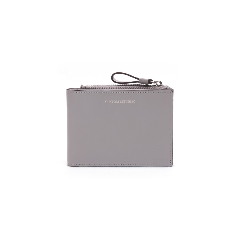 MINI WALLET WENDY V2  LIGHT GRAY